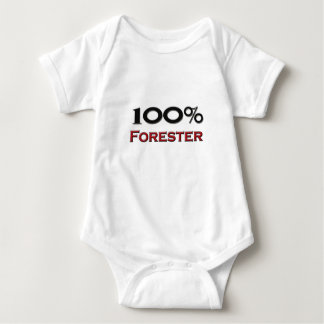 100 Percent Forester Baby Bodysuit