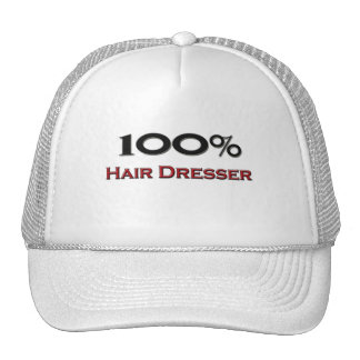 100 Percent Hair Dresser Trucker Hat