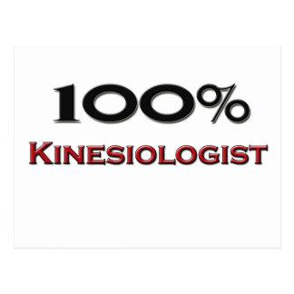 100 Percent Kinesiologist Postcards