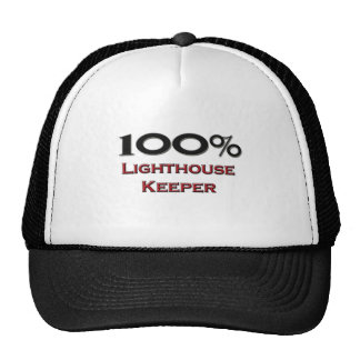 100 Percent Lighthouse Keeper Cap