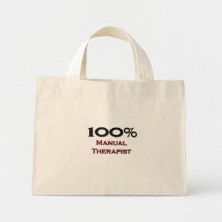 100 Percent Manual Therapist Bag