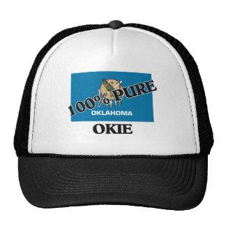 100 Percent Okie Mesh Hat