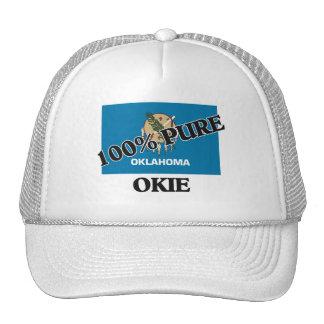 100 Percent Okie Trucker Hat