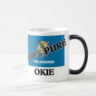 100 Percent Okie Coffee Mugs