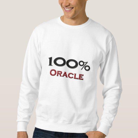 100 Percent Oracle Sweatshirt
