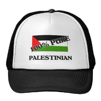 100 Percent PALESTINIAN Mesh Hats