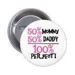 100 Percent Perfect Button