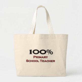 100 Percent Primary School Teacher Bags