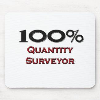 100 Percent Quantity Surveyor Mouse Mat