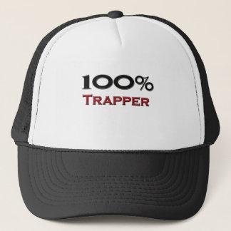 100 Percent Trapper Trucker Hat