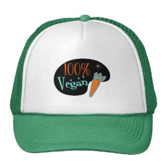 100 Percent Vegan Trucker Hats