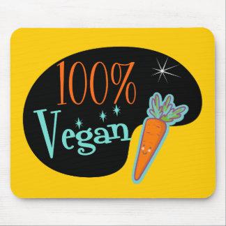 100 Percent Vegan Mouse Pad