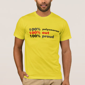 100% Polyamorous T-Shirt