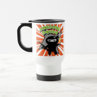 100% Pure AWESOMESAUCE! Travel Mug