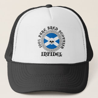 100% Pure Bred Scottish Infidel Cap