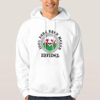 100% Pure Bred Welsh Infidel Hoodie