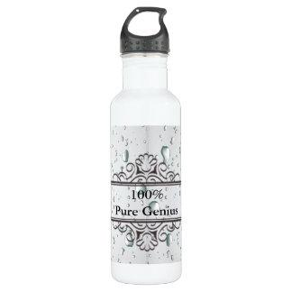 100% pure geniu sports or gym 710 ml water bottle