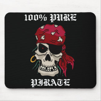 100% Pure Pirate Mouse Mat