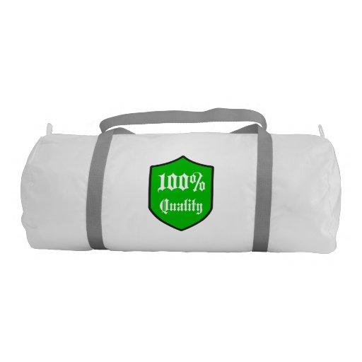 100 Quality Guaranteed Gym Bag