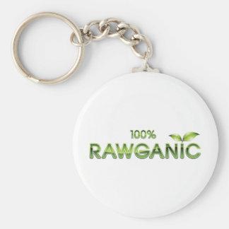 100% Rawganic Raw Food Key Ring
