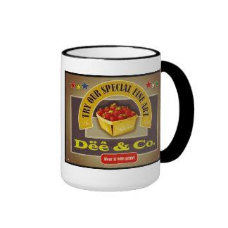 100% retro Art old fashion Coffee Mug
