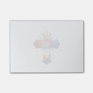 [100] Rosy Cross (Rose Croix) Post-it Notes