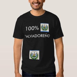 100% salvadoreño t shirts