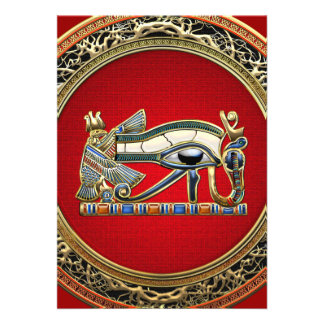 100 Treasure Trove The Eye of Horus Cards
