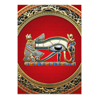 [100] Treasure Trove: The Eye of Horus Cards