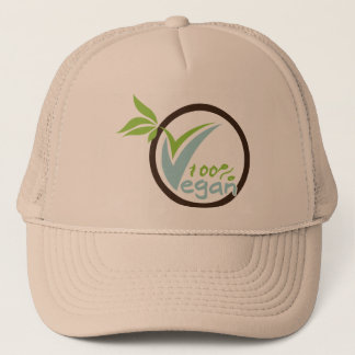 100% Vegan Hats