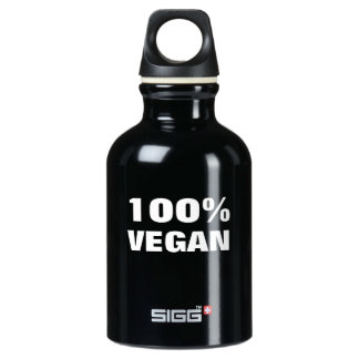 100% VEGAN SIGG TRAVELLER 0.3L WATER BOTTLE