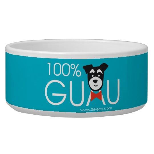 100% WOW DOG BOWLS