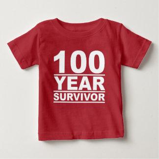 100 year survivor t shirts
