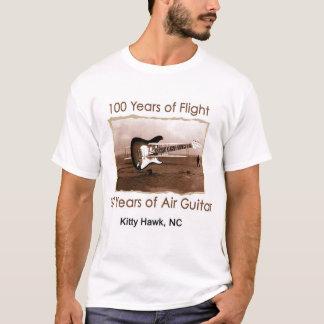 100 Years of Flight/30 Years of Air Guitar T-Shirt