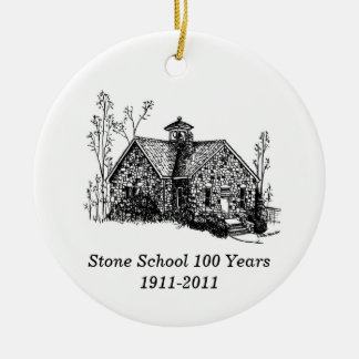 100 Years Ornament