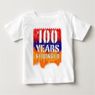 100 Years Stronger Armenian Infant T-shirt