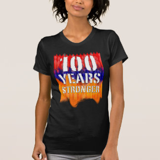 100 Years Stronger Armenian Women's T-shirt