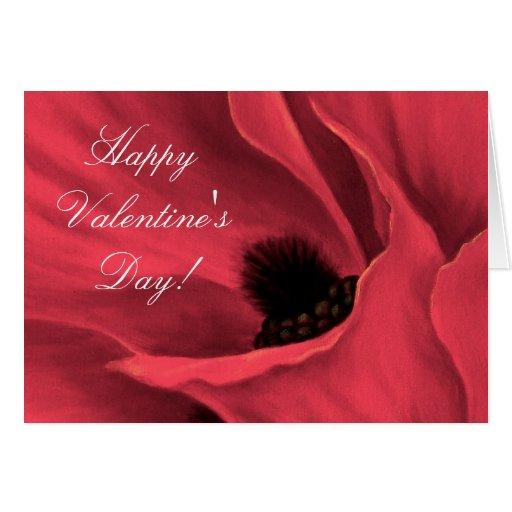 100COLOROFJOY, Happy Valentine's Day! Greeting Cards