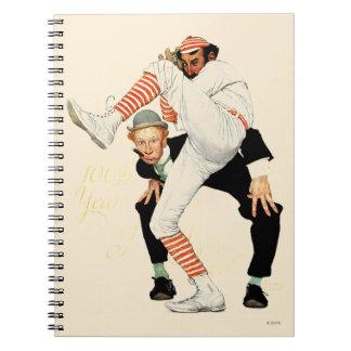 100th Anniversary of Baseball Notebooks