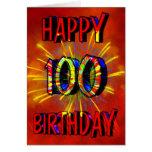 100th Birthday Fireworks