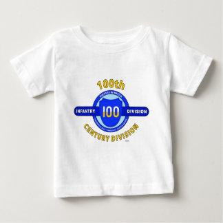 """100TH INFANTRY DIVISION """"CENTURY DIVISION"""" BABY T-Shirt"""