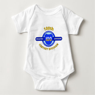 """100TH INFANTRY DIVISION """"CENTURY DIVISION"""" T SHIRT"""