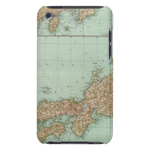 10102 Japan Barely There iPod Covers