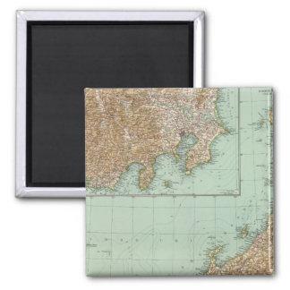 10102 Japan Magnet