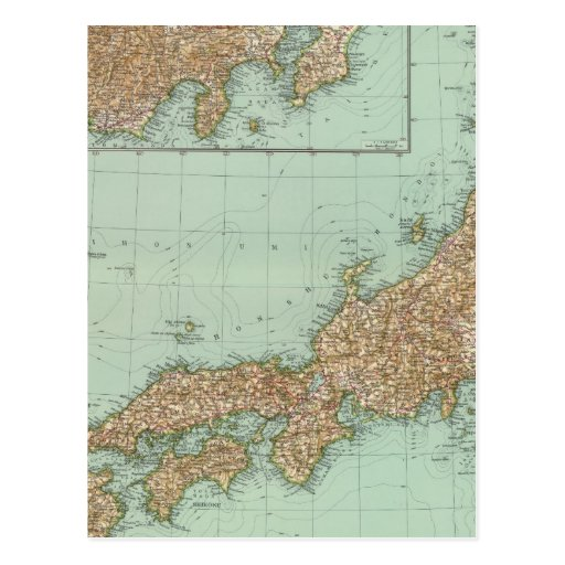 10102 Japan Post Card