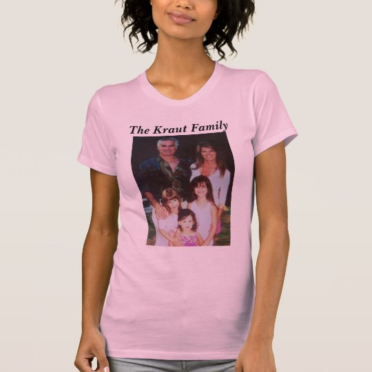 101_0109, The Kraut Family T-Shirt