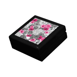 101 pink and grey photographic aop gift box