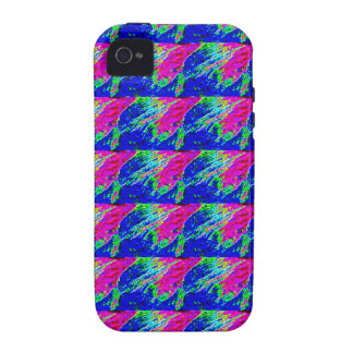 101 TAMPLET FILL TILE VIBE iPhone 4 COVER