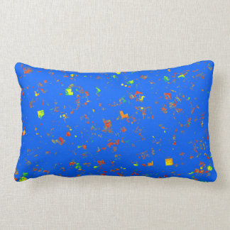 101 Template for quick create BLUE part 1 Pillow