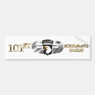 101st Air Assault Division Bumper Sticker